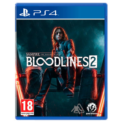 Vampire: The Masquerade Bloodlines 2 (PS4)