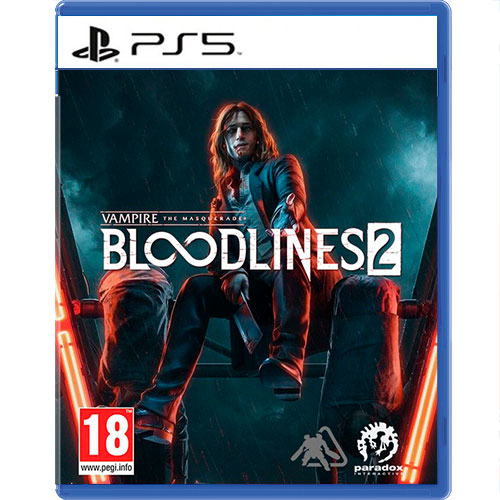 Vampire: The Masquerade Bloodlines 2 (PS5)