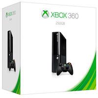 XBox 360E 250G (Slim)
