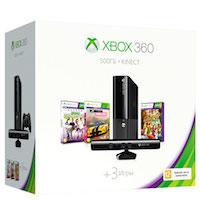 XBox 360E 500G (Slim)+Kinect+ Forza Horizon+Kinect Sport