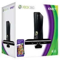 XBox 360 4G (Slim)+Kinect