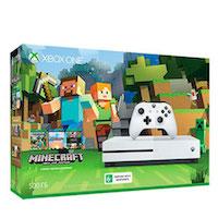 XBox One S (500G)+Minecraft