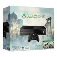 XBox One 500G+ Assassins Creed Единство+ Assassins Creed Черный Флаг