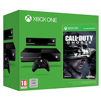 XBox One 500G+Kinect2+Call Of Duty: Ghosts