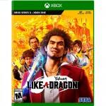 Yakuza: Like a Dragon (Xbox One/Xbox Series X)