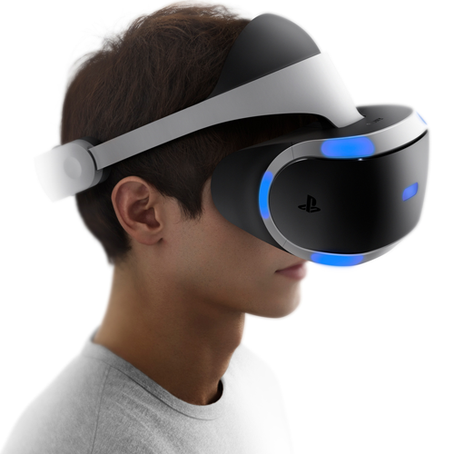 ps vr on