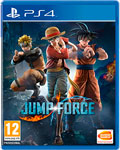 Релиз Jump Force ps4