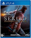 Релиз Sekiro: Shadows Die Twice ps4