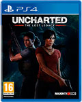 unchartedthe lost legacy ps4