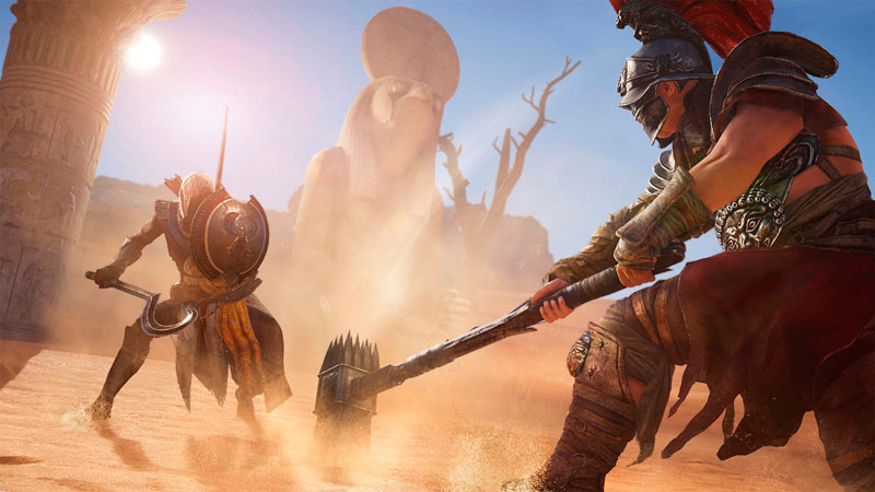 Assassins Creed Origins screen 1