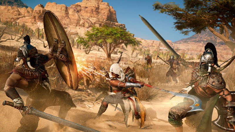 Assassins Creed Origins screen 2