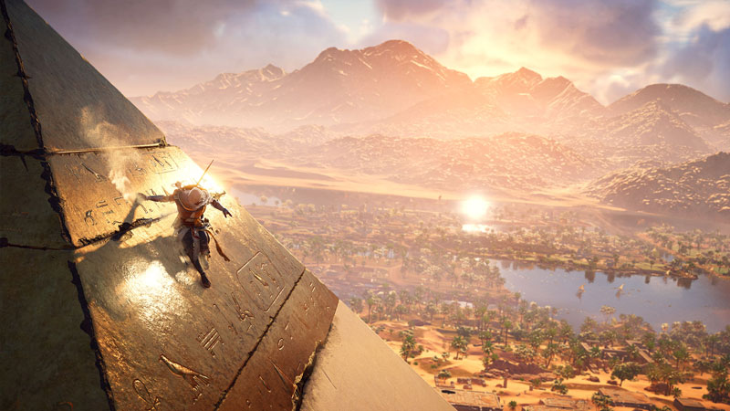 Assassins Creed Origins screen 3