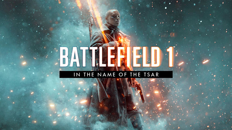Battlefield 1 In The Name of The Tsar scrin 1