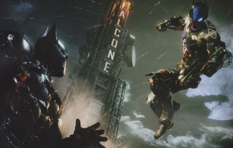 Batman Arkham Knight games 1 news kudos game