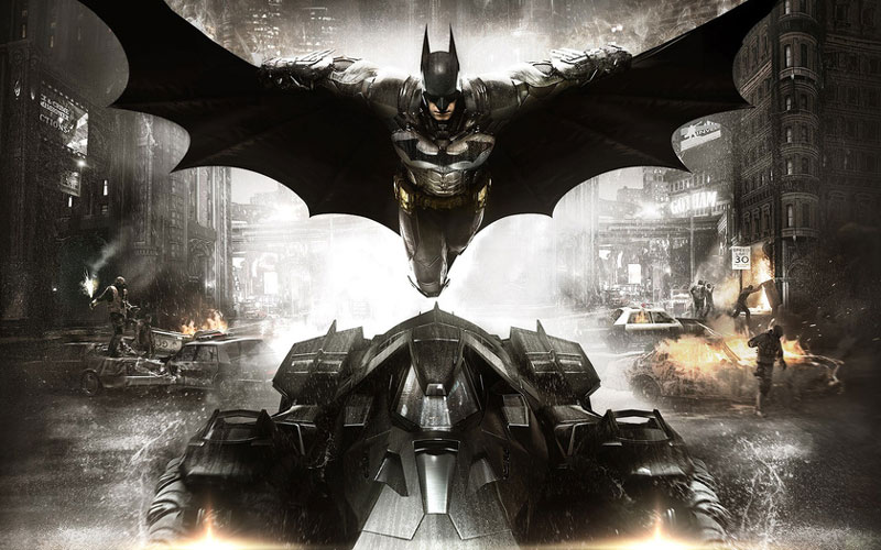Batman Arkham Knight games 2 news kudos game