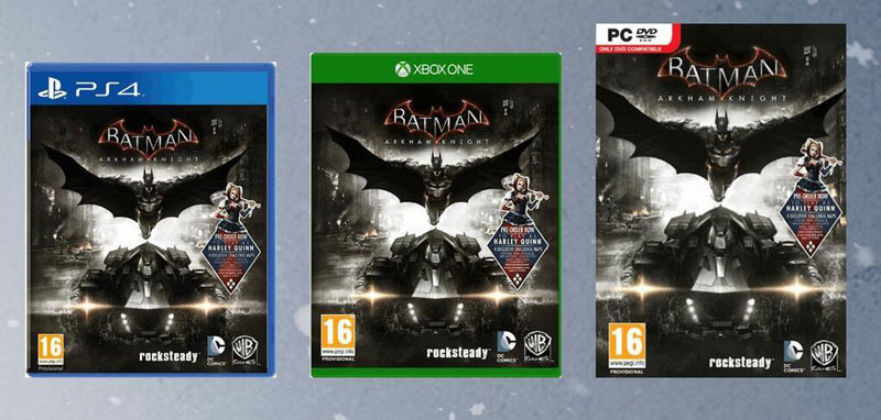 Batman Arkham Knight games 4 news kudos game