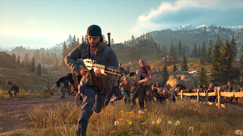 days gone screen2