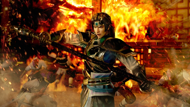 Dynasty Warriors 8 Extreme Legends 1 kudos game