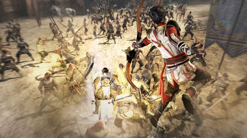 Dynasty Warriors 8 Extreme Legends 3 kudos game