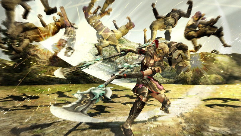 Dynasty Warriors 8 Extreme Legends kudos game
