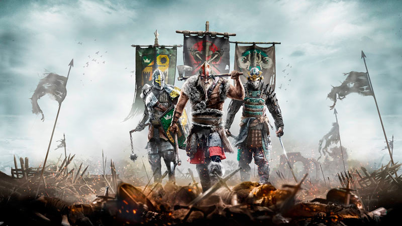 For Honor scrin 2