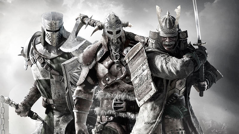 For Honor scrin 3