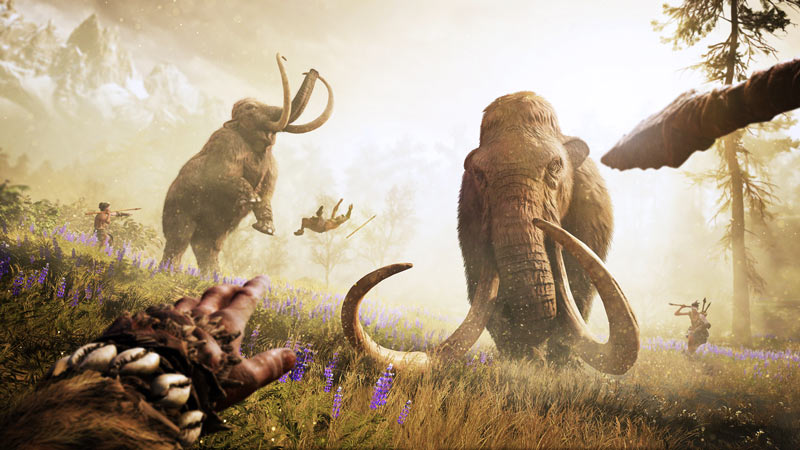 far cry primal scrin kudos game