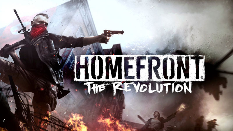 Homefront The revolution skrin 1