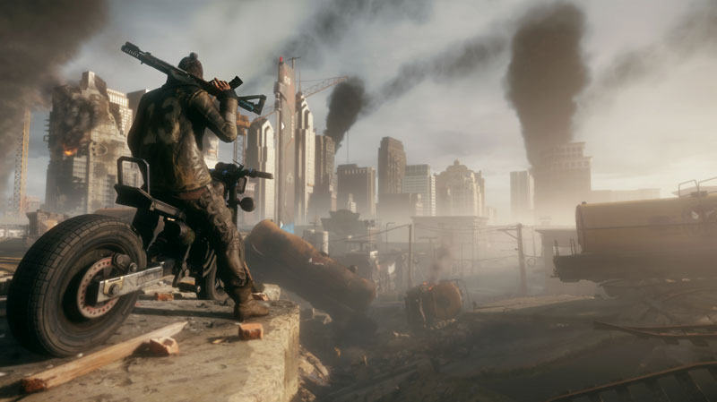 Homefront The revolution skrin 2