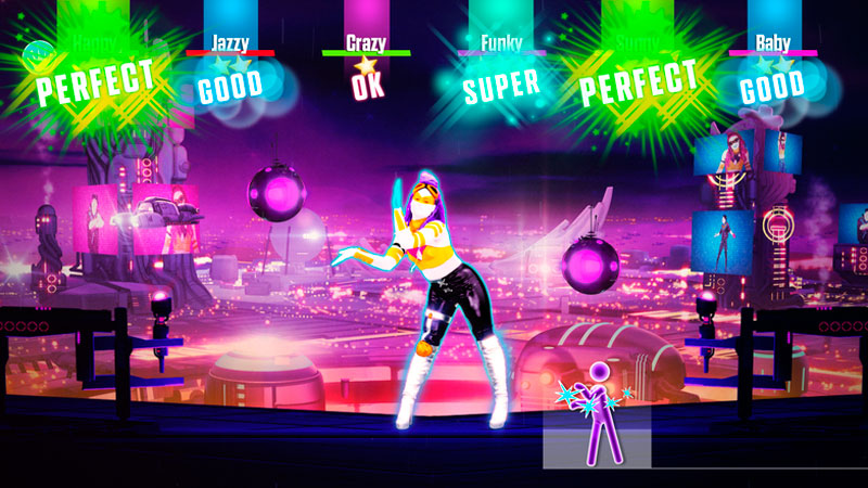 just dance 2018 screen 2