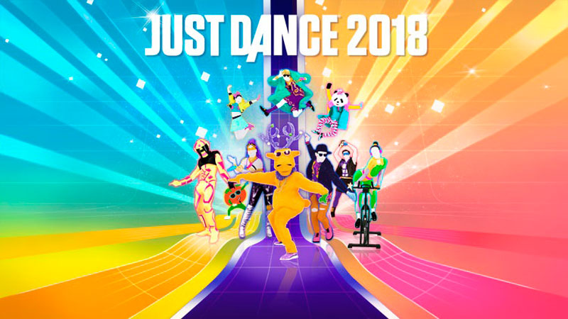 just dance 2018 screen 3