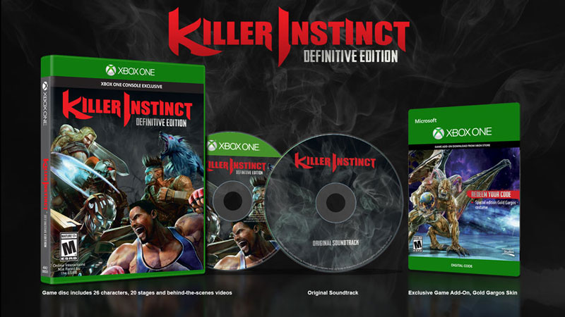 killer instinct definitive edition kudos game
