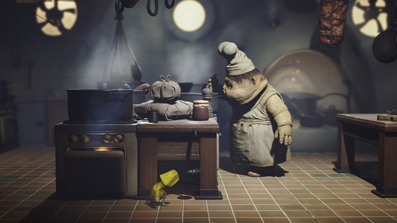 Little Nightmares screen 4