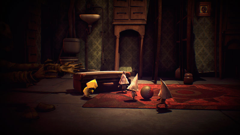 Little Nightmares screen 5