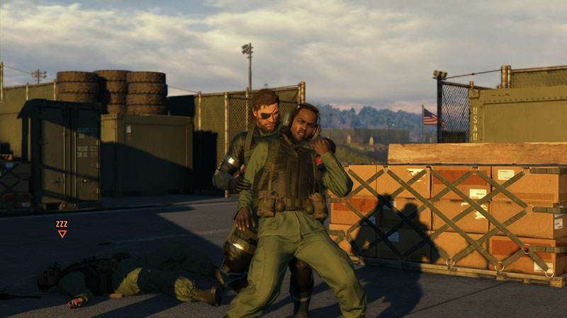 MGS5 ground zeroes 2 kudos-game.ru