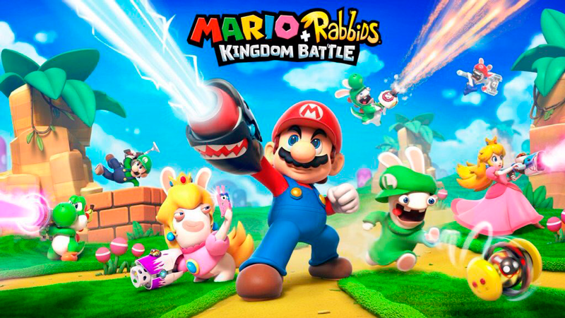 Mario Rabbids Kingdom Battle scrin1