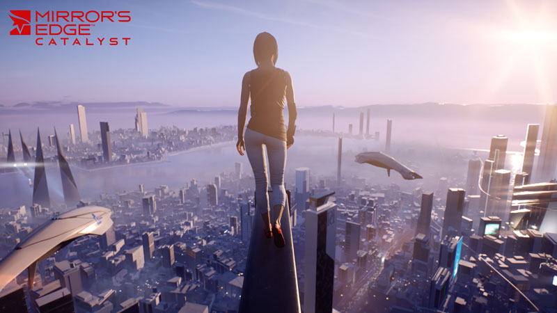 Mirrors Edge Catalyst skrin 3