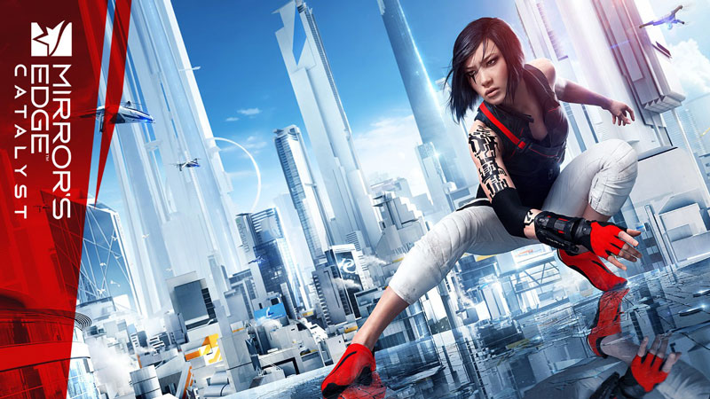 Mirrors Edge Catalyst logo kudos game
