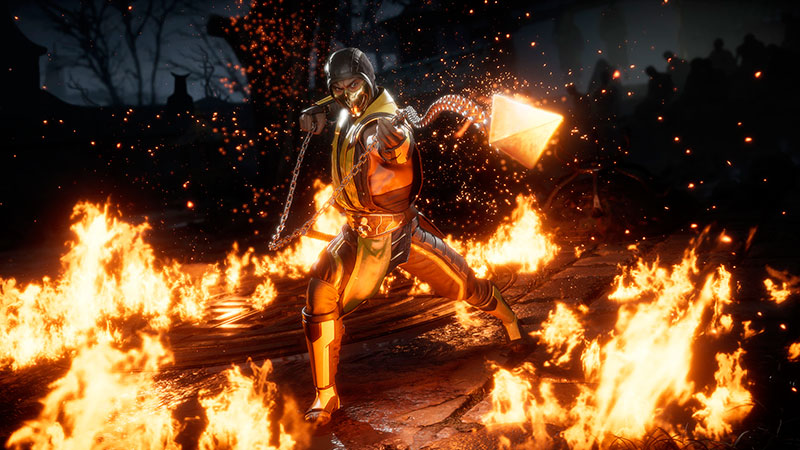 Mortal Kombat 11 screen4