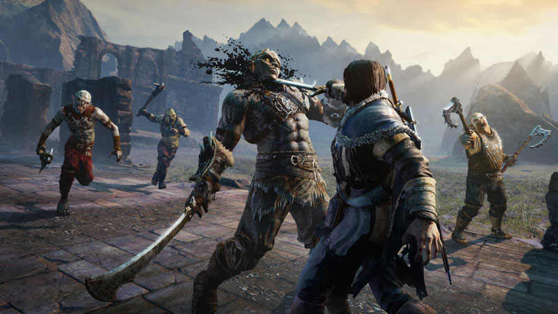 shadow of mordor skrins 2 kudos