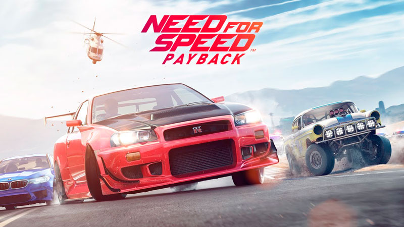Need for Speed Payback scrin 1