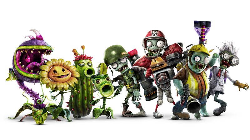 Plants vs Zombies Garden Warfare 2 skrin1 kudos