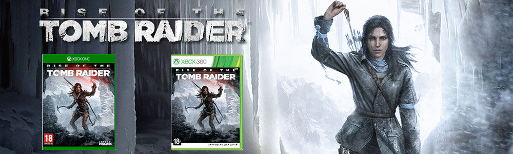 Rise of the Tomb Raider kudos game