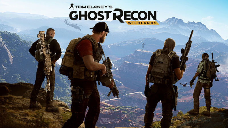 tom clancys ghost recon wildlands skrin 2