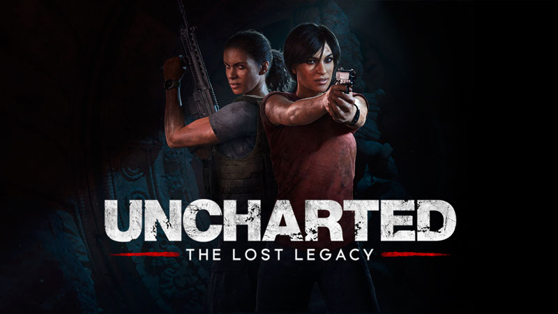 uncharted the lost legacy screen 1