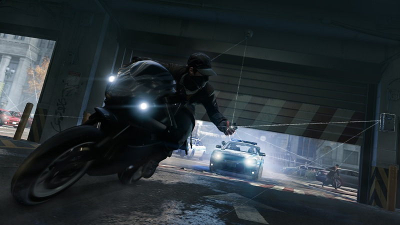 watch dogs skrin 7 kudos
