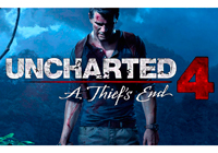 uncharted 4 logo new kudos game