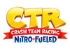 Crash Team Racing Nitro Fueled logo