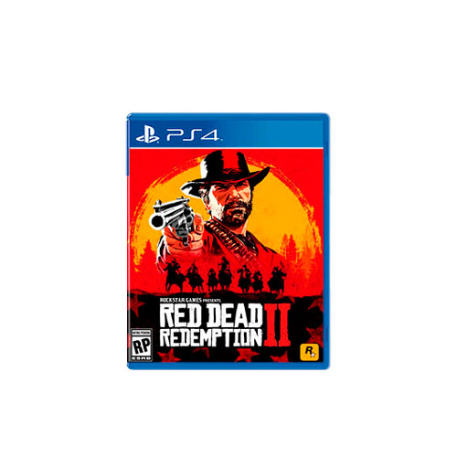 Red dead redemption 2 ps4 pkg